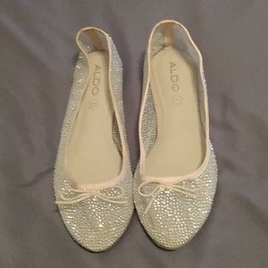 Also sparkle flats